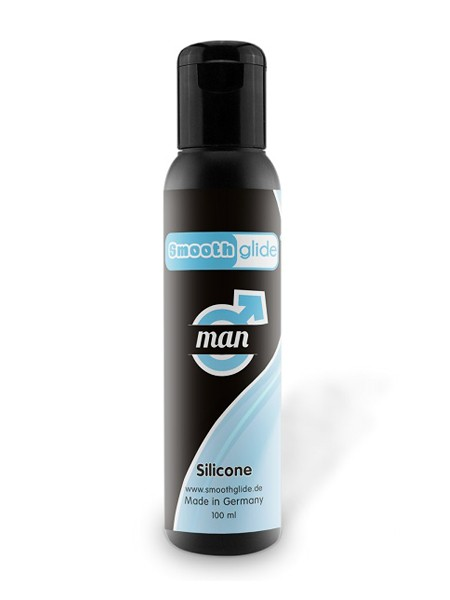 Gleitgel: Smoothglide Silicone Man (100ml)