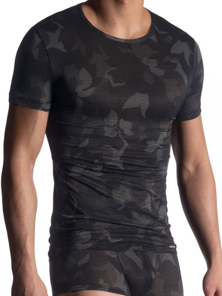 MANSTORE M905: Casual T-Shirt, jungle