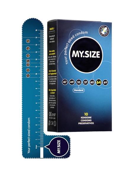 MY.SIZE 64mm 10er Pack