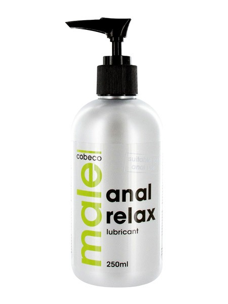 Gleitgel: MALE Anal Relax Lube (250ml)
