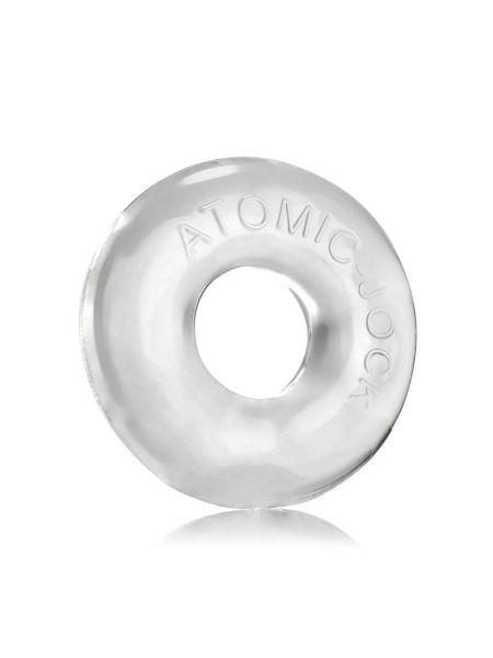 Oxballs DO-NUT 2: Penisring, transparent