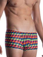 MANSTORE M2056: Micro Pant, rainbow202