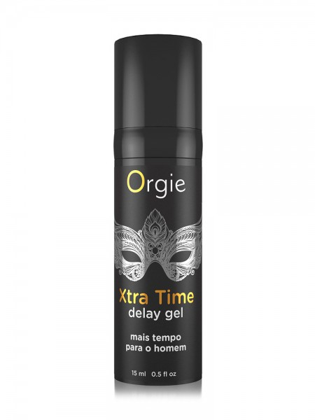 Orgie Xtra Time Delay Gel: Verzögerungsgel (15ml)