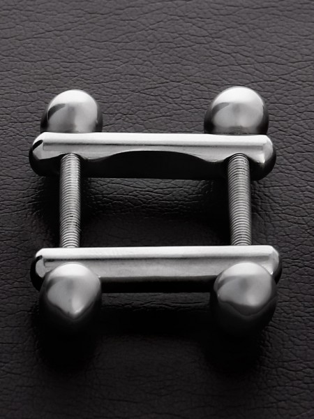 Triune Ultra Nipple Clamp: Edelstahl-Nippel-Schraubzwinge