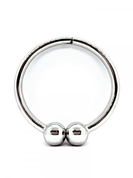 Black Label Stainless Steel Barbell Collar With Magnet Closer: Edelstahl-Magnet-Halsfessel