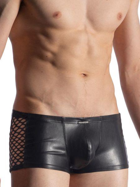 MANSTORE M917: Micro Pant, schwarz