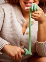 OHNUT Wider Soft Buffer Rings: Penisring-Puffer 4er-Set, aloe
