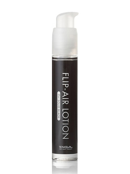Gleitgel: Tenga Flip Air Motion Solid Black (70ml)