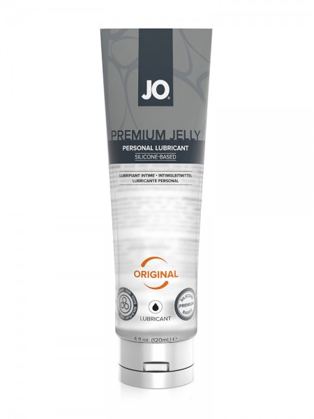 System JO Premium Jelly Siliconbased Original: Gleitgel (120ml)