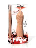 Massive The Finger: Fister Dildo, haut