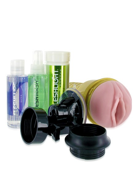 Fleshlight Stamina Training Unit Value Pack: Masturbator-Set