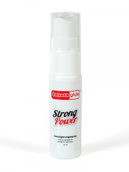 Smoothglide Strong Power: Verzögerungsspray (20ml)