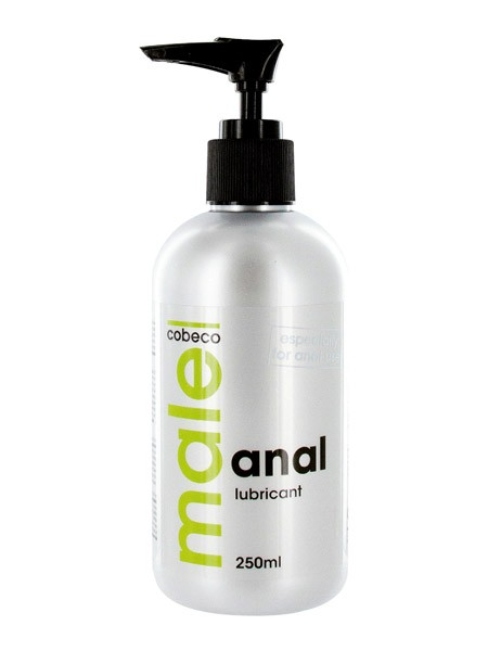 Gleitgel: MALE Anal Lube (250ml)