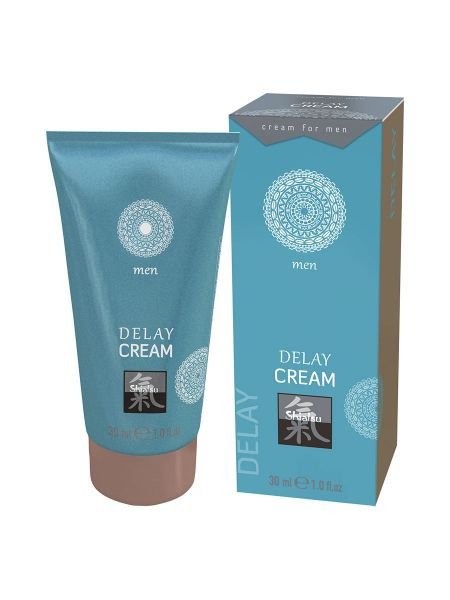 Shiatsu Delay Cream: Eichelcreme (30ml)