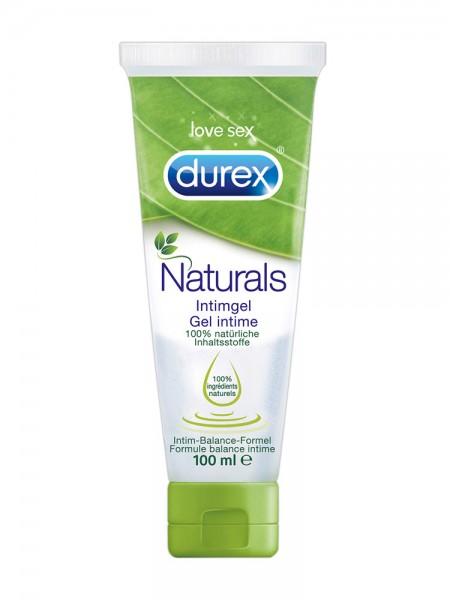 Gleitgel: Durex Naturals (100ml)