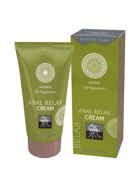 Shiatsu Anal Relax: Anal-Entspannungs-Creme (50ml)