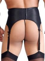 Herren-Strapsgürtel, schwarz