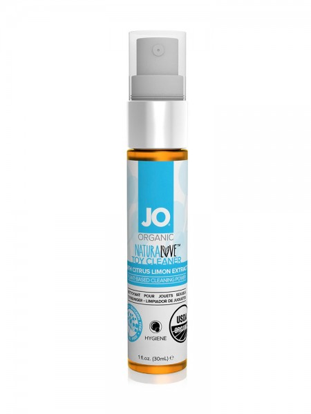 System JO Organic Natural Love: Toy Cleaner (30ml)