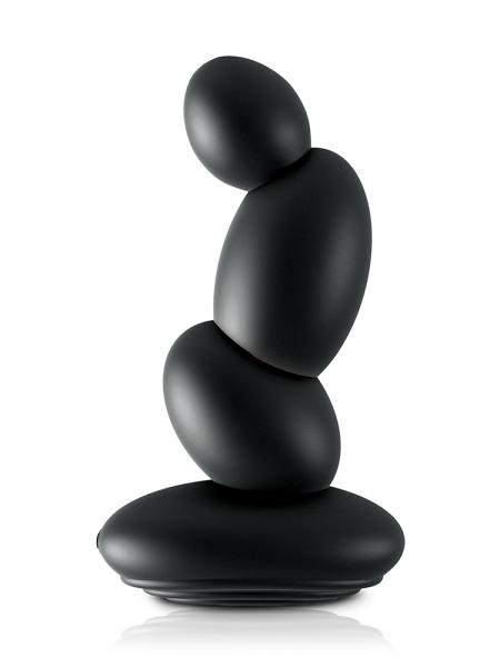 Sir Richards Control Dual Motor P-Spot Massager: Analvibrator, schwarz