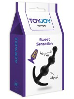 Sweet Sensation: Analplug, schwarz