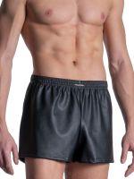 MANSTORE M2113: Boxer Short, schwarz