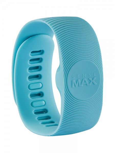 SenseMax Band: Interaktives Armband mit Motion Sense-Technologie, türkis