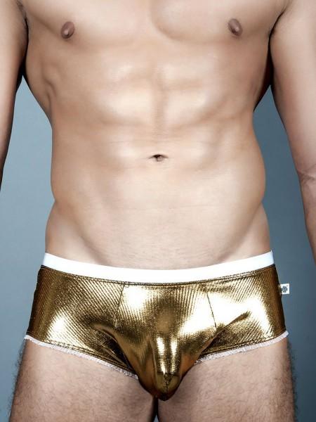 Spitzenjunge Blackline Arne: Hipster, gold/weiß