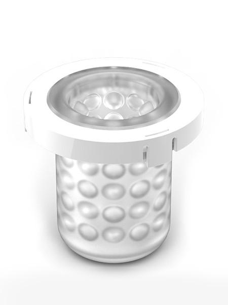 Zini DIB Bang! Bang! Inner Cup Embossing: Ersatz-Inlet, transparent