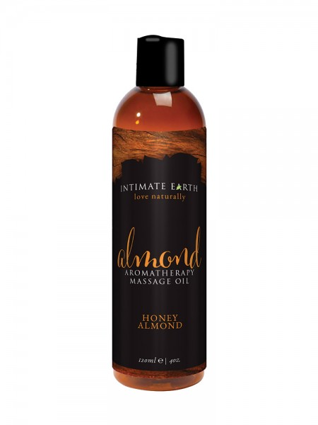 Massageöl: Intimate Earth Honey Almond (120ml)