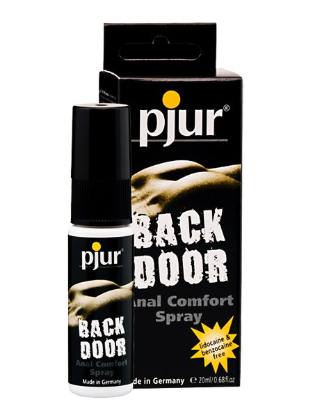 pjur Backdoor Anal Comfort Spray (20ml)