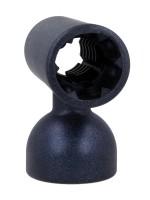 Nexus Masturbator Sleeve Attachment: Vibrator-Aufsatz, schwarz