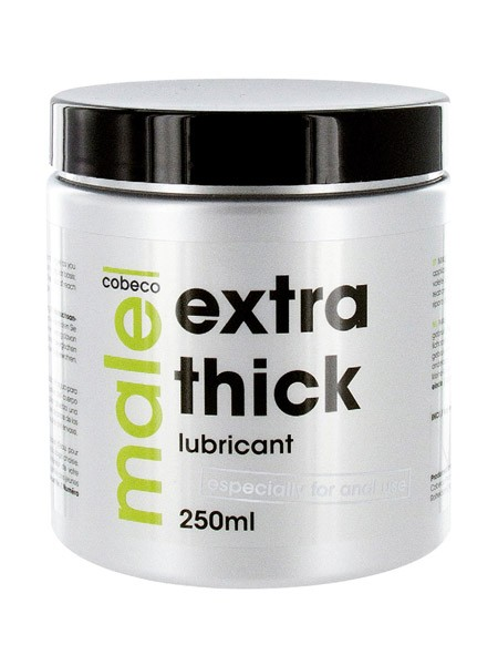 Gleitgel: MALE Extra Thick Lube (250ml)