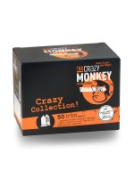 The Crazy Monkey Crazy Condoms Collection 50er Pack