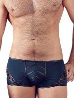 NEK Minipant mit Schnürung, blau/schwarz