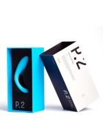 Laid P.2: Penisring, blau (47mm)