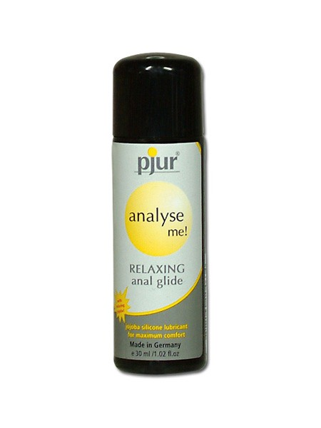 Gleitgel: pjur Analyse Me! Relaxing anal glide (30ml)
