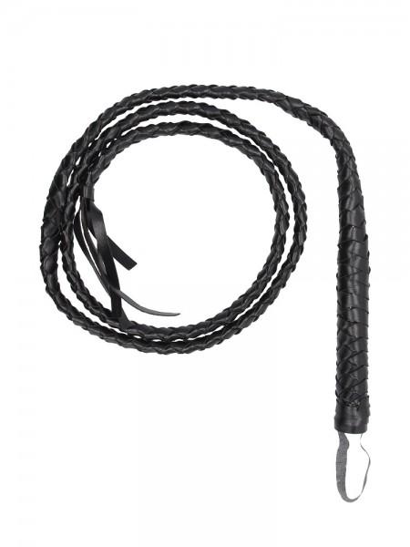 Ouch! Twisted Whip: Peitsche, schwarz
