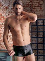 NEK: Mattlook-Pants, schwarz