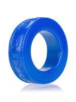 Oxballs Pig-Ring: Penisring, blau-glitter