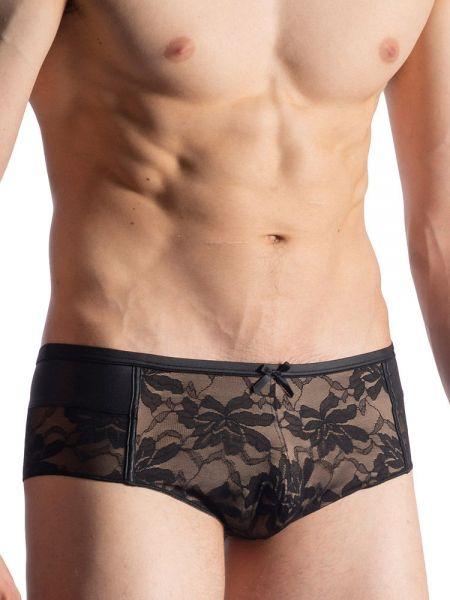 MANSTORE M915: Panty, schwarz