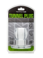 Perfect Fit Tunnel Plug L: Analtunnel, transparent