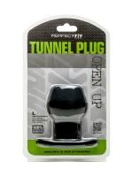 Perfect Fit Tunnel Plug L: Analtunnel, schwarz