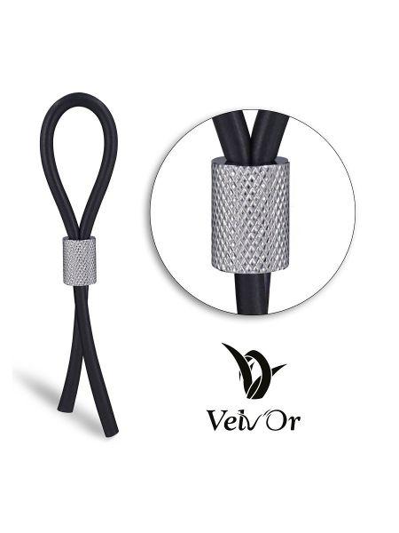 Velv'Or JBOA 303: Penisschlaufe, schwarz