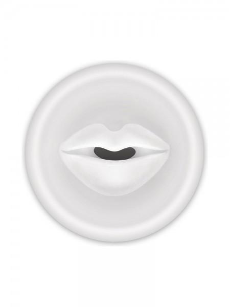 Renegade Mouth Donut: Penispumpen-Aufsatz, transparent